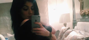 Kylie Jenner Shows Off Underwear in Latest Lewd Selfie: WOW ...