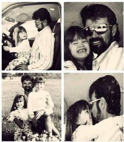 Demi Lovato Father Montage