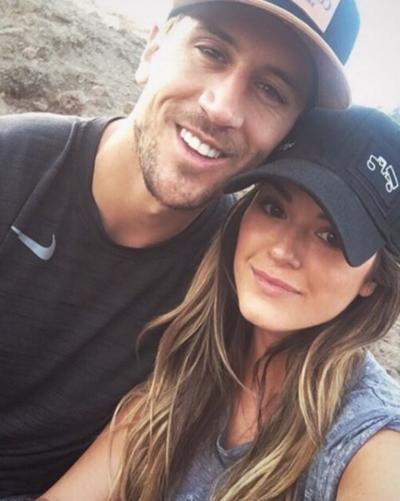 Jojo Fletcher & Jordan Rodgers Birthday Hike