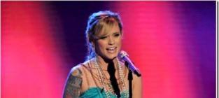Megan Joy Eliminated from American Idol