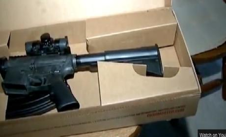 AR-15 Giveaway Shut Down Story