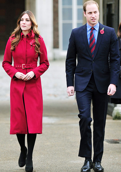 Kate Middleton Post-Baby Figure