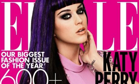 Katy Perry Elle Cover