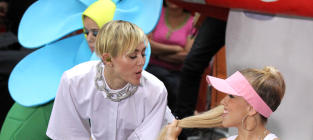 Miley Cyrus Caption Contest: What's She Saying?
