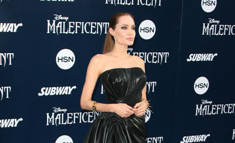 Angelina Jolie: Nude Scenes Make Me Shy