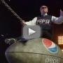 """Mike Ditka Spoofs """"Wrecking Ball"""" for Pepsi Super Bowl Halftime Show Spot"""