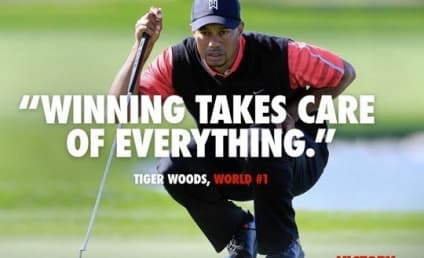 Tiger Woods Nike Ad: Does it Send the Wrong Message?
