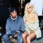 Tyga Kylie Jenner Blond Hair Yeezy Season Four