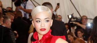 Rita Ora MET Gala Photo