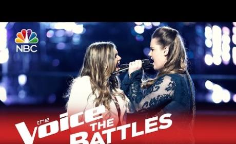 Amanda Ayala vs. Shelby Brown (The Voice Battle Round)