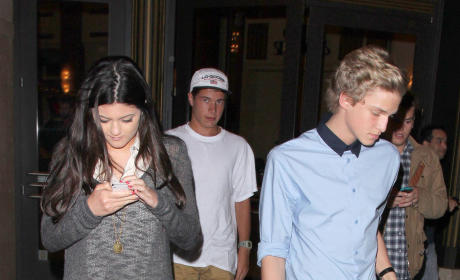 Spotted: Kylie Jenner and Cody Simpson!