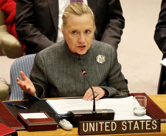 Hillary Clinton (#6)