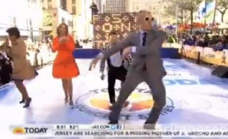 PSY on Today - Gentleman & Gangnam Style