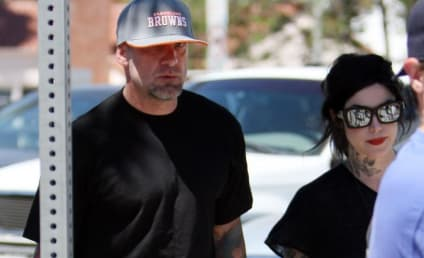Sandra Bullock and Jesse James Reunite ... Sort of