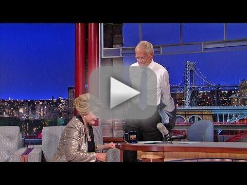 David Letterman Disses Joan Rivers!