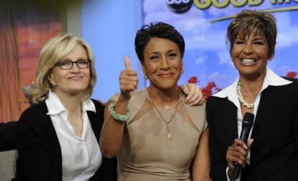 Robin Roberts on MDS Diagnosis: I Will Beat This