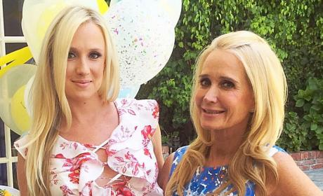 Kim Richards Daughter Brooke Baby Shower