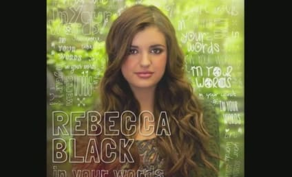 """Rebecca Black Returns, Releases """"In Your Words"""""""