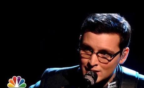 "James Wolpert: ""A Case of You"" - The Voice"