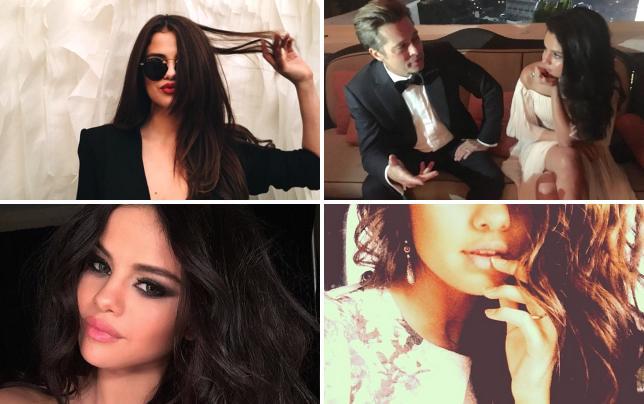 Selena gomez instagram photograph