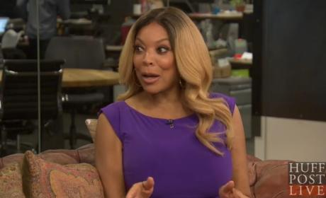 Wendy Williams is Disappointed in Nicki Minaj