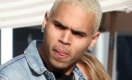 Chris Brown on Nude Pic Scandal: Disappointing!