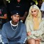 Tyga and Blonde Kylie