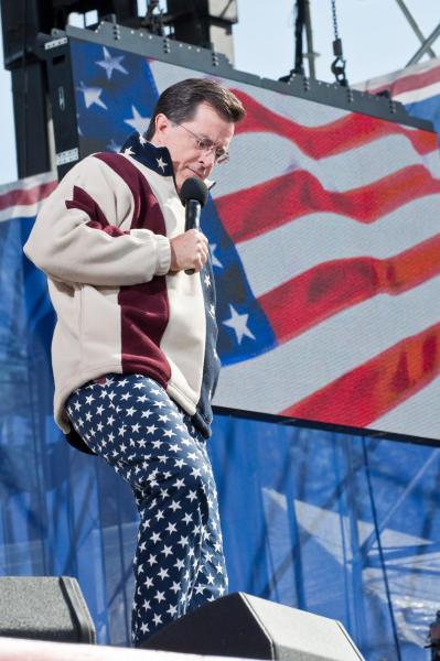 Rallying for America