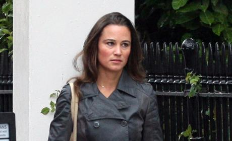 Pippa Middleton, Trench Coat