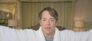 Matthew Broderick Returns as Ferris Bueller! Sort Of!
