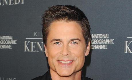 """Rob Lowe on Justin Bieber: """"No One Cares About His Music!"""""""
