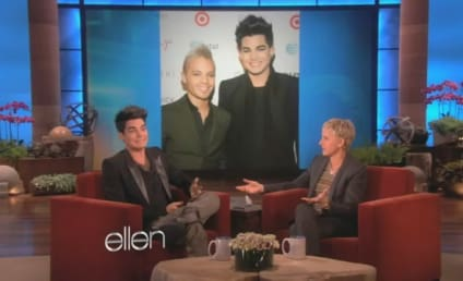 "Adam Lambert Labels Finland Fight ""Childish, Irresponsible"" [Video]"