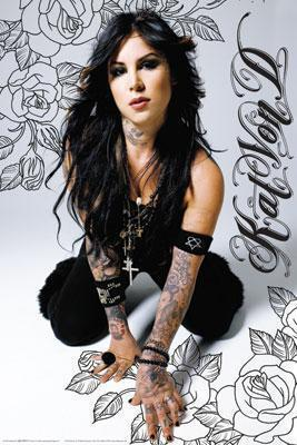 Kat Von D Photo