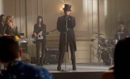 Adam Lambert on Glee: First Photos!