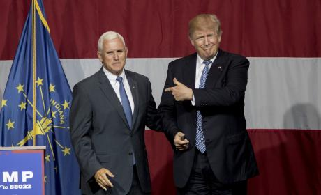 Mike Pence to Run with Donald Trump, Join GOP Ticket as Vice Presidential Nominee