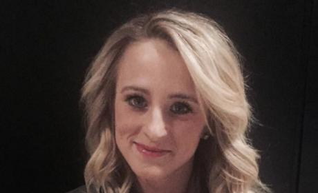 Leah Messer: Hinting at New Business Venture on Instagram?!