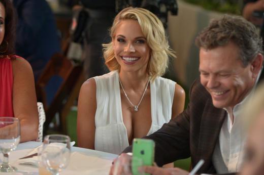 Dani Mathers Laughs Playboy Mansion 2015