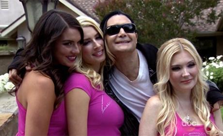 Corey Feldman: Sex Cult Revealed on Celebrity Wife Swap?!