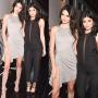 Kendall Jenner and Kylie Jenner Launch Spring Clothing Line in NYC