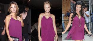 Fashion Face-Off: Nikki Reed vs. Malin Ackerman vs. Kourtney Kardashian