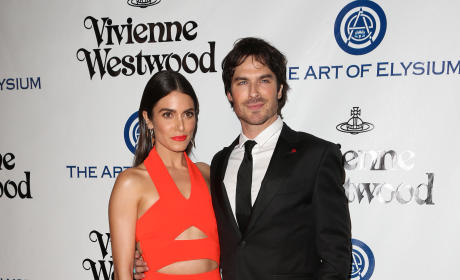 Ian Somerhalder: Ready To Make Babies With Nikki Reed!