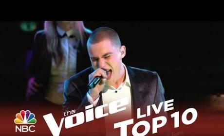 Chris Jamison - Uptown Funk (The Voice Top 10)