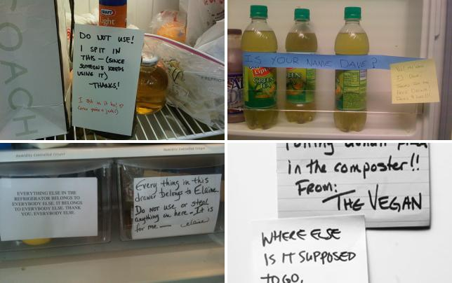 31 hilarious passive aggressive notes claimed
