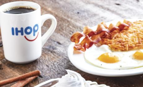 IHOP Apologizes for Terrible Joke About Small Boobs