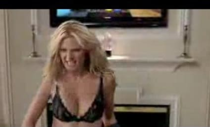 Heidi Klum is a Guitar Hero Hottie