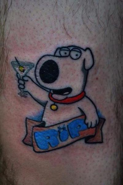 Family Guy Tattoo