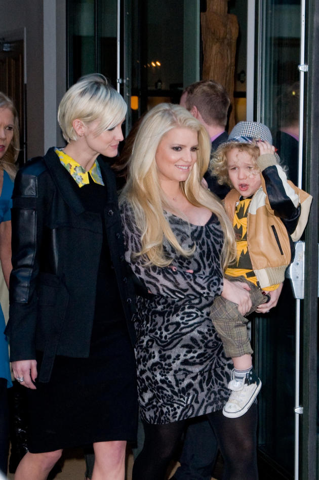 Jessica Simpson and Nephew