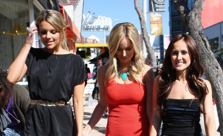 Bachelorette Bonding: Emily Maynard Shops With Ashley Hebert, Ali Fedotowsky