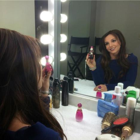 Britney Spears Brown Hair
