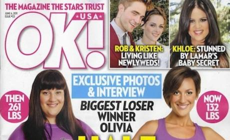 Olivia Ward Speaks on Biggest Loser Triumph